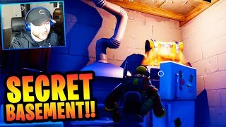 Download Snobby Shores ″SECRET FALLOUT SHELTER″ in FORTNITE!! (NEW CITY CHEST SPOTS) | Chaos Video