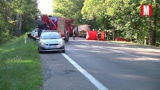 Download Tragiczny wypadek na DW631. Nie żyją 3 osoby Video