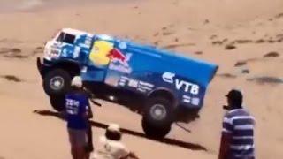 Download Kamaz Red Bull Trucks 2014 Dakar Video