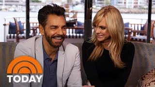 Download Anna Faris And Eugenio Derbez Talk About 'Overboard' Remake | TODAY Video