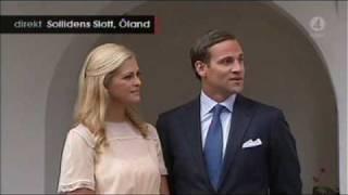 Download Prinsessan Madeleine och Jonas berättar om förlovningen Video