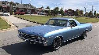 Download Finnegan's Garage Ep.54: Surprise Paintjob and Six-Speed for My Wife's El Camino Video