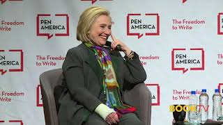Download 2018 PEN World Voices Festival Arthur Miller Freedom to Write Lecture: Hillary Clinton Video