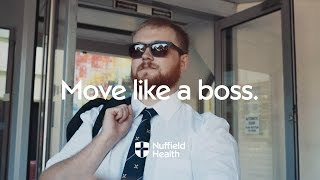 Download Move Like a Boss | Nuffield Health Video