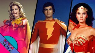 Download Every 1970s Live-Action Superhero Show - Part 2 of 2 - #10-1 Video