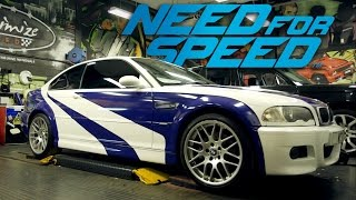 Download Real Life Need for Speed BMW M3 Build Driverless Car with Willian Video