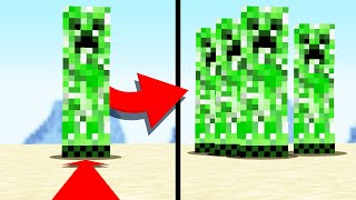 Download Minecraft but mobs MULTIPLY when you're close Video