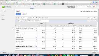 Download DFP Reporting Training Video