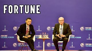 Download Alibaba's Jack Ma on the Company's New Frontiers I Fortune Video