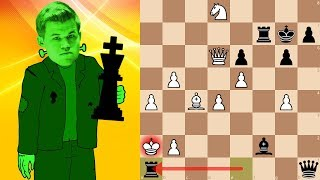 Download World Champion Magnus Carlsen playing bullet chess | Lichess.org Titled Arena 5 Video