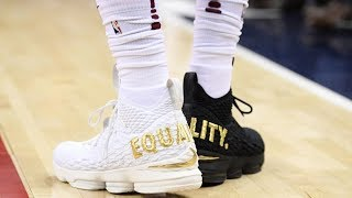 Download LeBron's Sneakers Are Going Into the Smithsonian Museum - Outside The Box Podcast Video