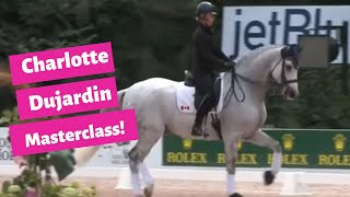 Download Charlotte Dujardin :Taking the Trot from Ugly to Awesome in a Dressage Horse Video