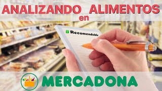 Download Analizando Alimentos en MERCADONA / Parte 1 Video