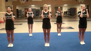 Download DVD - Basic Cheer Movements (1) - Intro (1.29).MP4 Video