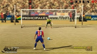 Download Penalty Kicks From FIFA 94 to 17 Video