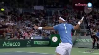 Download Ivo Karlovic vs Juan Del Potro | Final Copa Davis 2016 Resumen TV Publica Video