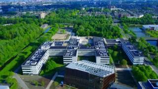 Download University of Groningen, Zernike campus in 4K Video