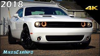 Download 2018 Dodge Challenger SXT Blacktop - Ultimate In-Depth Look in 4K Video
