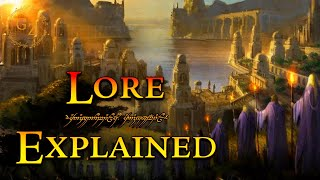 Download Why Must the Elves Leave Middle-Earth? - LOTR Lore Video