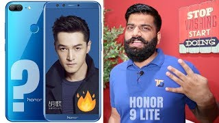 Download Honor 9 Lite - Quad Camera Vision! Really??? My Opinions Video