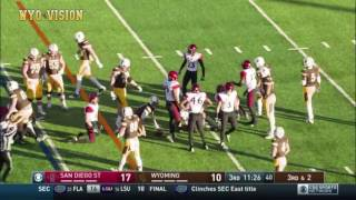 Download Highlights: Football vs. #24 San Diego State Video