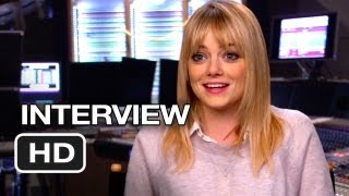 Download The Croods Interview - Emma Stone (2013) - Animated Movie HD Video