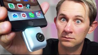 Download This Camera Sees Everything!   DOPE or NOPE? Video