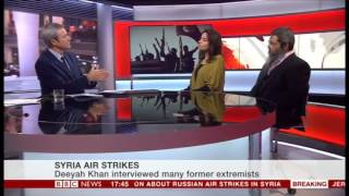 Download BBC News: Filmmaker Deeyah Khan explains the lure of ISIS Video