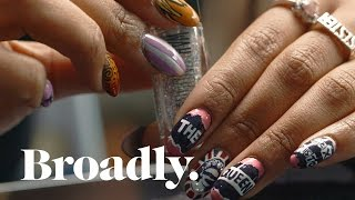 Download This Cult Nail Artist Has the World at Her Fingertips Video