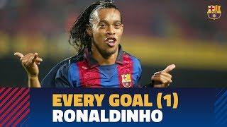 Download GOALS COMPILATION PART 1 | Ronaldinho (2003-2005) Video
