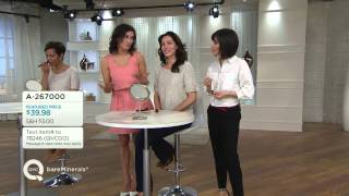 Download bareMinerals Complexion Rescue SPF 30 Tinted Cream with Brush with Amy Stran Video