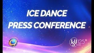 Download Free Dance Press Conference- ISU GPF 2017 Video