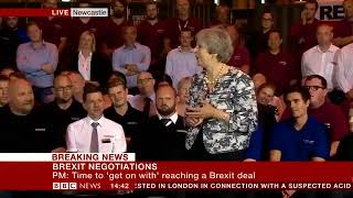 Download Theresa May on why she likes cooking Video