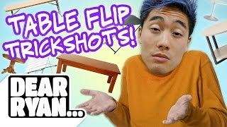 Download Table Flip Trickshots! (Dear Ryan) Video