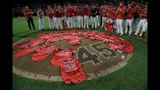 Download A Magical Night at Angel Stadium | Angels No-Hit Seattle For Tyler Skaggs Video