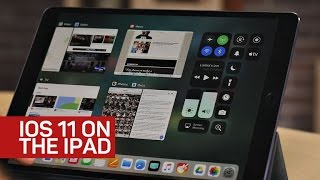 Download iOS 11 transforms the iPad Video