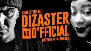 Download KOTD - Rap Battle - Dizaster vs O'fficial | #BATB3 Video