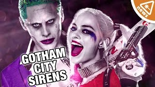 Download Will Jared Leto's Joker Be in Gotham City Sirens? (Nerdist News w/ Jessica Chobot) Video