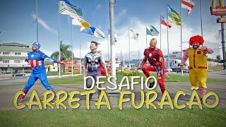 Download DESAFIO DA CARRETA FURACÃO - Tamo Nóis! Video