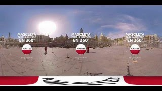 Download Mascletà para la UNESCO 360º - Amstel Fallas 2016 Video