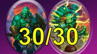 Download 1/1 Jade Golem to 30/30 in 1 Turn - Hearthstone Video