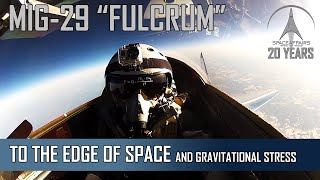 Download MIG-29: To The Edge Of Space And Gravitational Stress Video