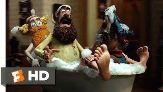 Download The Pirates! Band of Misfits (3/10) Movie CLIP - Runaway Bathtub (2012) HD Video