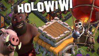 Download HoLoWiWi con Ayuntamiento 8 | Ataques #39 | Descubriendo Clash of Clans Video