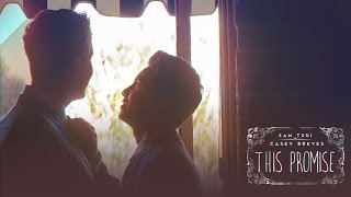 Download This Promise - Sam Tsui & Casey Breves (Wedding Music Video) Video