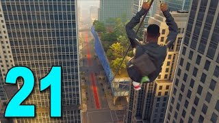 Download Watch Dogs 2 - Part 21 - INSANE ZIPLINE ESCAPE! Video