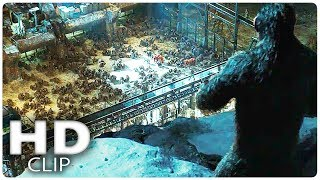 Download WAR FOR THE PLANET OF THE APES ″Ape Prison″ Clip + Trailer (2017) Video