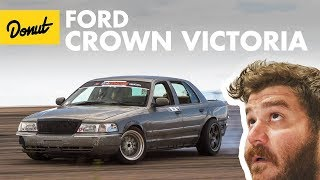 Download Ford Crown Victoria - Everything You Need to Know | Up to Speed Video