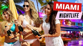 Download Miami Nightlife in Florida Video