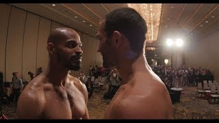 Download Fight Night Pittsburgh: Weigh-in Faceoffs Video